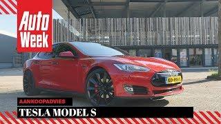 Tesla Model S - Occasion Aankoopadvies - English subtitles