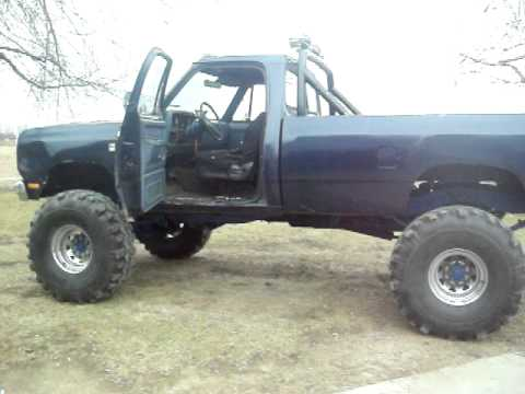 1987 dodge with a cam