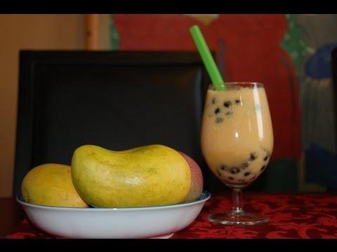 BubbleTea Smoothie Recipe – Vegan