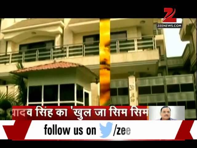 Diamond jewellery seized from Noida engineer Yadav Singh's lockers