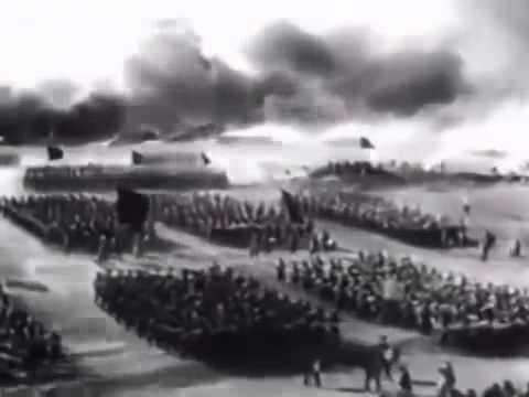 О силе и величии России. США 1943 год.