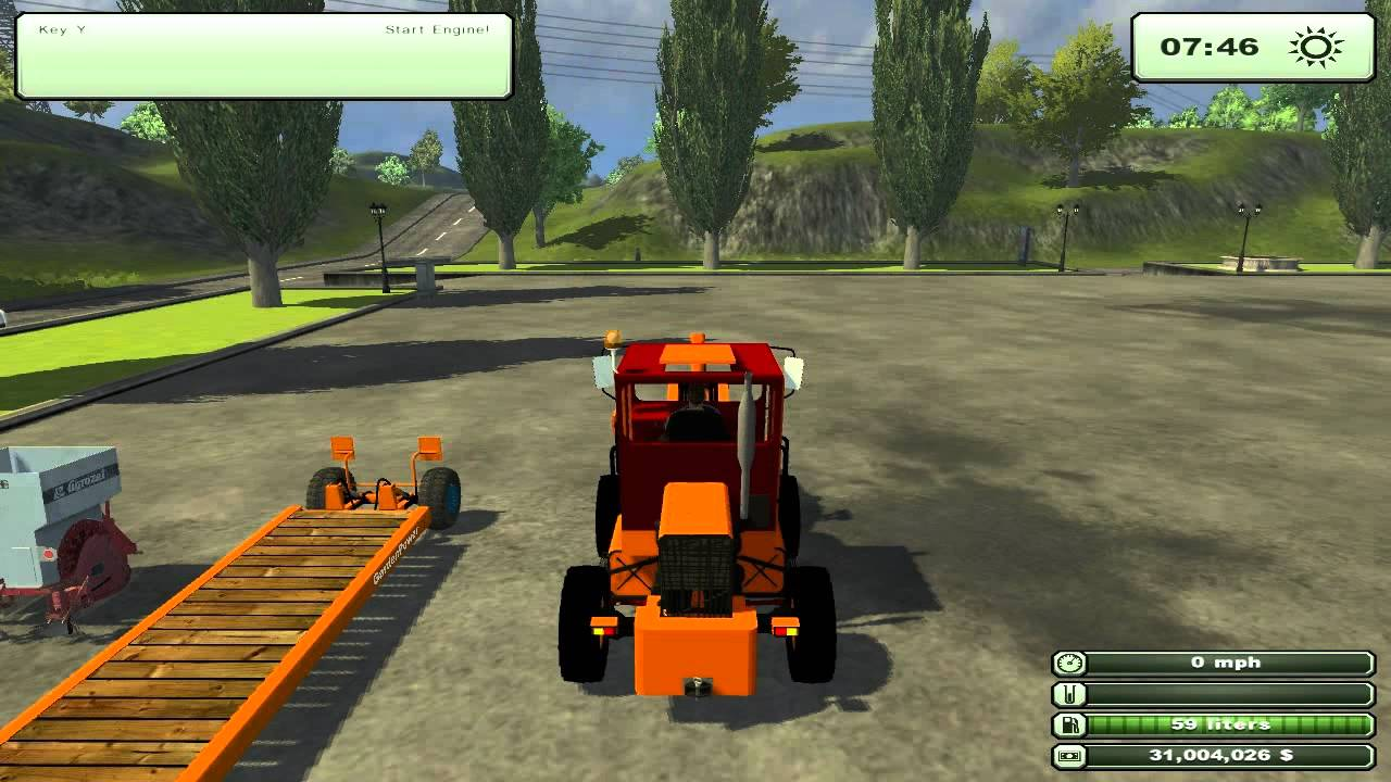 Farming Simulator 2013 Mod Showcase Garden Power Pack