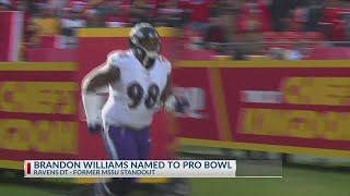Williams going to Pro Bowl