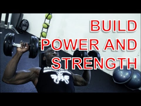MMA Training - Power and Strength Workout Image 1