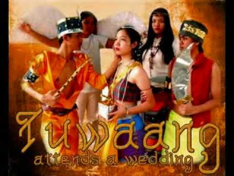 Tuwaang Attends a Wedding University of the East for LIT 101