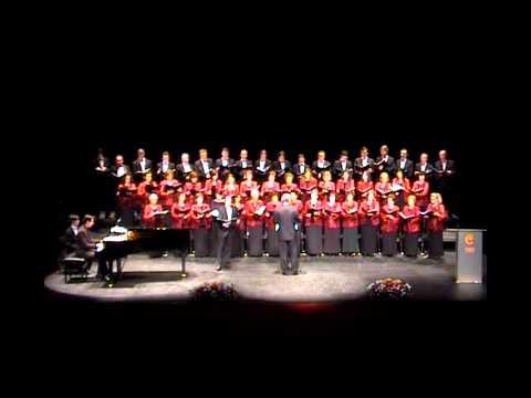 Ronda y coro de soldados - - Mtro. Serrano. Pedro Alonso Martinez, piano
