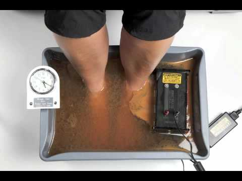Ionic Foot Bath Machine Detox - How it Works to Get Rid of Toxins