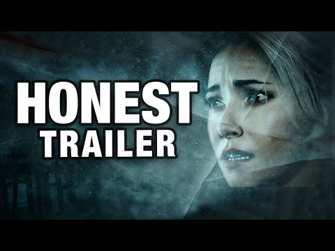 UNTIL DAWN (Honest Game Trailers)