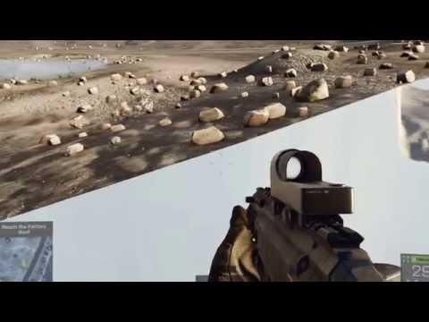Battlefield 4: Baku - Out of Map (Exploration 2/2)