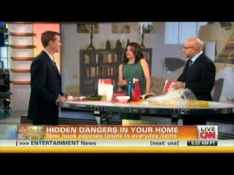The Hidden Dangers In Your Home - Plastics, Chemicals, Electromagnetism, Compact Florescent