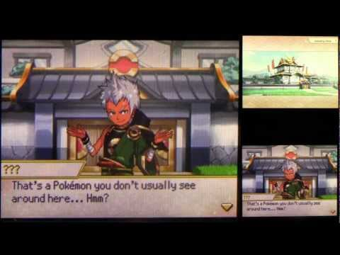 Pokemon Conquest 01: A New Warlord!