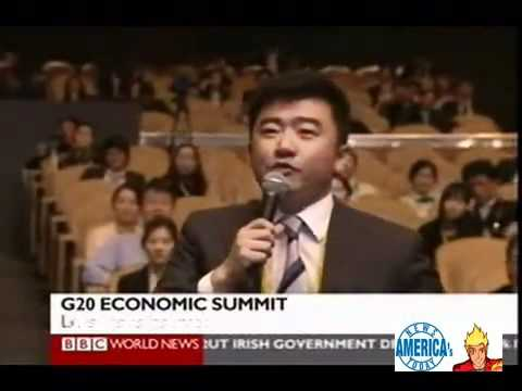 Barack Obama Rejected Chinese Reporter in G20
