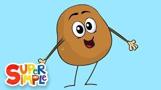 One Potato, Two Potatoes | Super Simple Songs