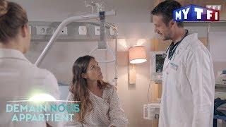 Demain nous appartient – Bastien se fait draguer par une patiente - Extrait Episode 43
