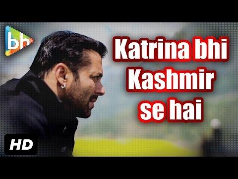 Salman Khan Posts Beautiful Pictures Of Kashmir; Remembers Katrina Kaif