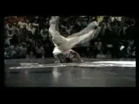 Machine vs. Hong 10 - Red Bull BC One 2005 - High Quality