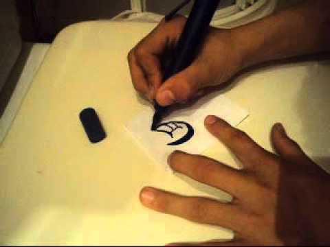 Como hacer tatuajes falsos para niños