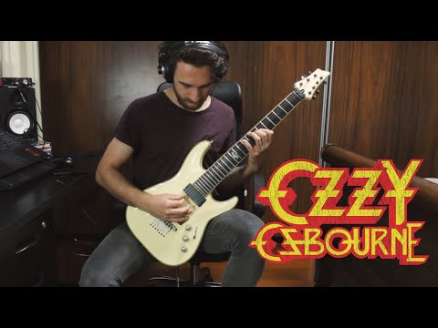 Download Ozzy Osbourne - Under the Graveyard GUITAR COVER NEW SONG 2019 Mp4 baru