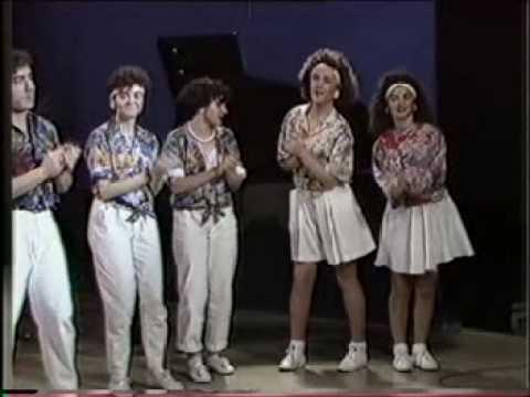 Radio Band - Radio Rap...il video!! Radio Fantasy 1984