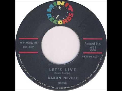 Aaron Neville - Let