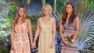 Emma Johnsson blir utan ros och får lämna Aruba  - Bachelor (Sjuan)