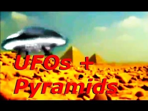 UFO SIGHTINGS Documentary - Aliens and Pyramids - Documentation Compilation