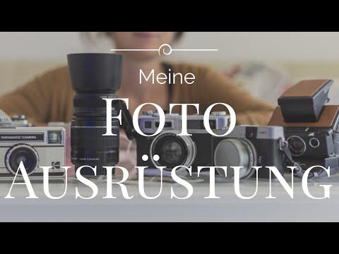 Meine KAMERAS/Fotoausrüstung Auf REISEN & Co