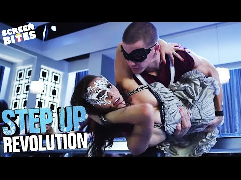 Step Up Revolution | The Restaurant Dance Scene | Ryan Guzman video