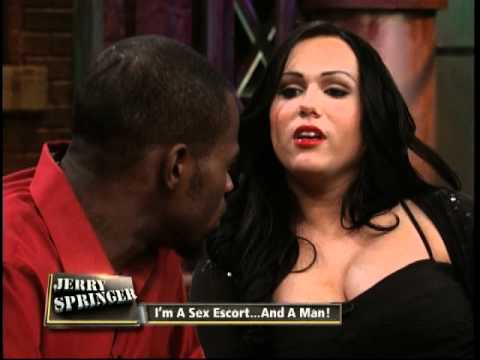 I'm A Sex Escort ... And A Man! (the Jerry Springer Show) video