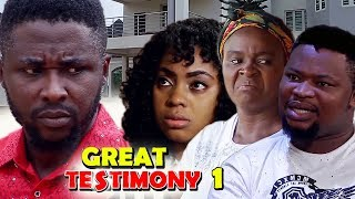 GREAT TESTIMONY SEASON 1 - (New Movie) 2018 Latest Nigerian Nollywood Movie Full HD