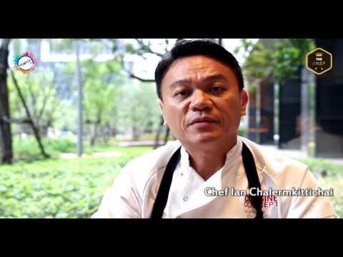 THE CHEF Chef Ian Kittichai at Taipei Taiwan