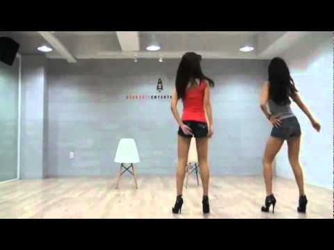 Korean Super Girl Group, SISTAR19. Ma-Boy Sexy dance Performance