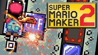The Mega Rare TWO PART ULTRA SAGA // ENDLESS SUPER EXPERT [#08] [SUPER MARIO MAKER 2]