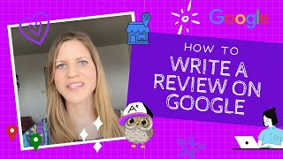 How to Write a Review on Google