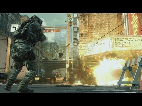 Collection 3: Chaos Pack Trailer - Official Call of Duty MW3 Video