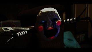Five Nights at Freddys 2 Marionette puppet