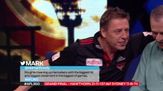 AFL 2014 Premiers Hawthorn 'Favourite Moments' from AFL 360 on Fox Footy