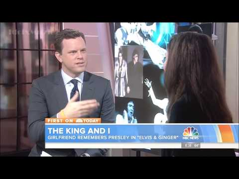 Ginger Alden talks about Elvis Presley' on the Today Show