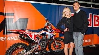 Racer X Films: Lindsay Dungey on Ryan's Retirement