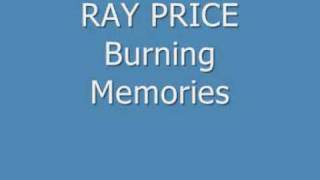 Ray Price Burning Memories