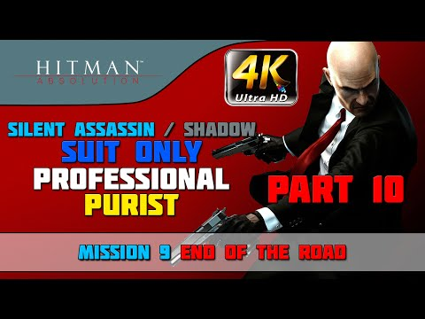 Hitman: Absolution - Suit Only/No KO/Purist - Mission #9