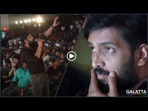 Santhanam Kadupana moment - SPPR Audio launch thumbnail