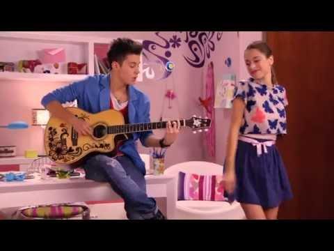 Violetta: Violetta a Federico zpívají En mi mundo Epizoda 61