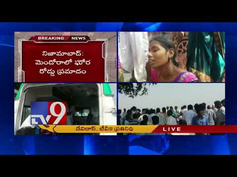 Autorickshaw Slips Into Well, 8 Dead In Nizamabad - TV9