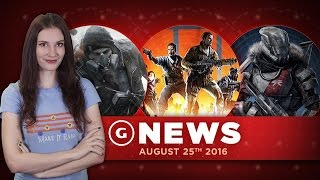 The Division DLC Delayed & Destiny Raid Matchmaking? - GS Daily News