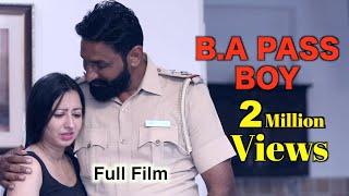 B A PASS BOY Full Film | Latest Bollywood Hindi Movie 2020 | Hindi Movies | Best Hindi Movies