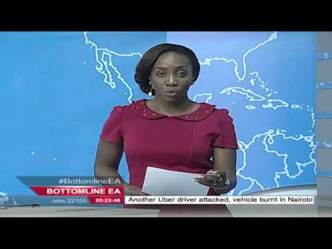 Bottomline East Africa 23rd March 2016 [Part 2] CORD accuses Jubilee of sabotage