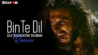 download lagu Binte Dil Remix  Dj Shadow Dubai  Padmaavat gratis