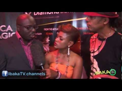 IBAKA TV - Last Flight to Abuja Lagos Premiere