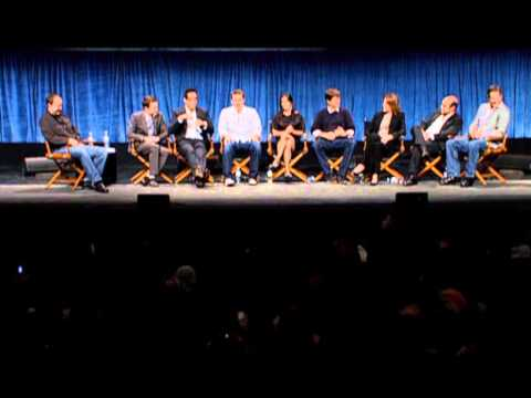 Cougar Town - Is Christa Miller like Ellie Torres? (Paley Center, 2010)